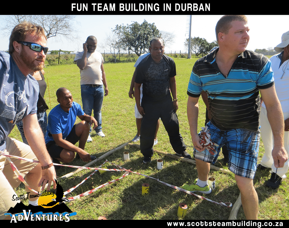 fun team building
