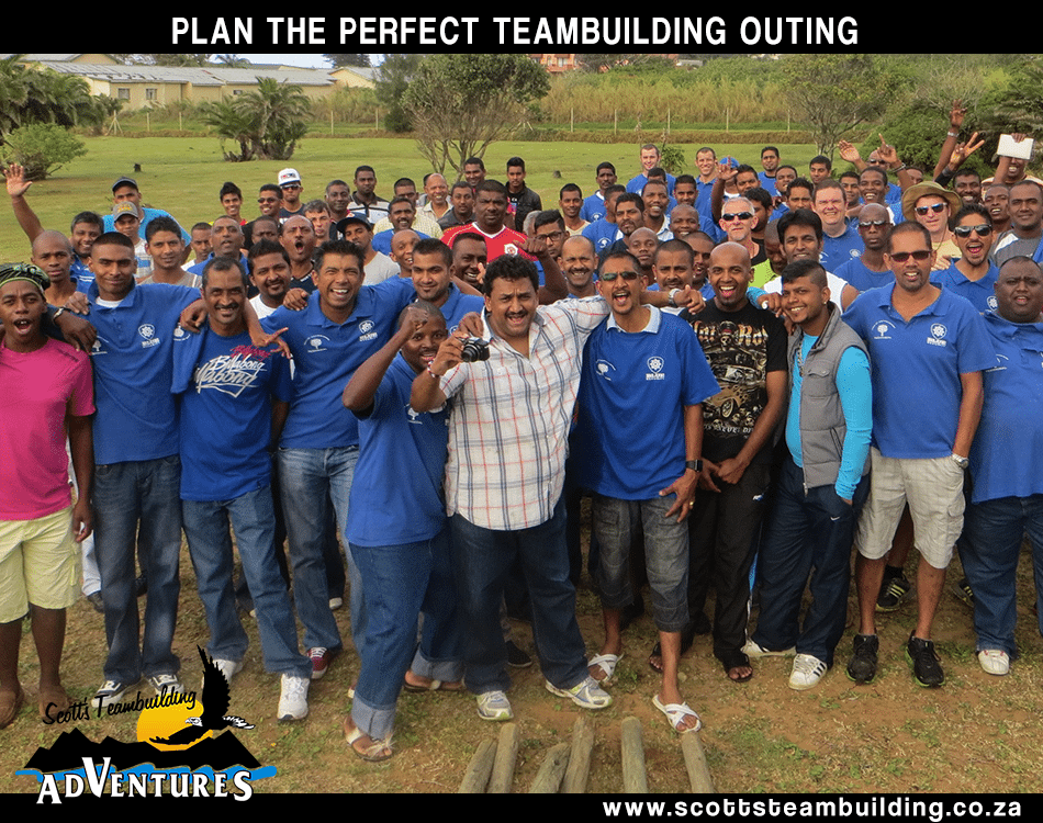 How to plan your teambuilding outings: